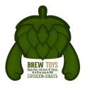 Brew Toys: Exposición+Subasta de Art Toys.